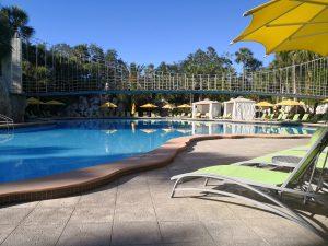 Pool am Hotel