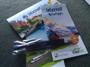 Interrail-Paket