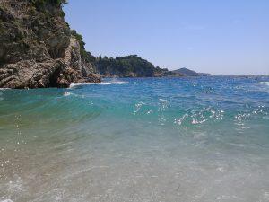 Strand in Dubrovnik