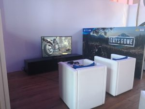 Days Gone @ Business Lounge