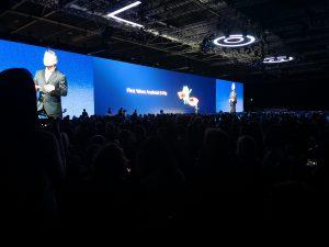 Huawei-Keynote in London