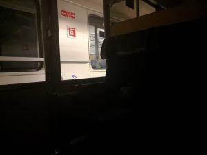 NightJet 421 der ÖBB