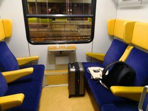 Regionalzug nach Leipzig