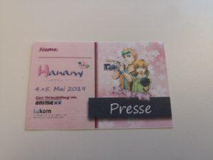 Presse-Ticket