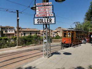 Station in Sóller