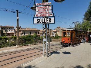 Station in Sóller