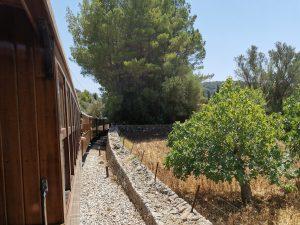 Zug Palma - Sóller