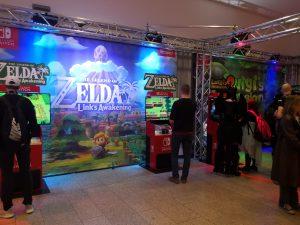 Nintendo-Stand