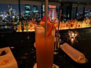 Tokio Tower Cocktail